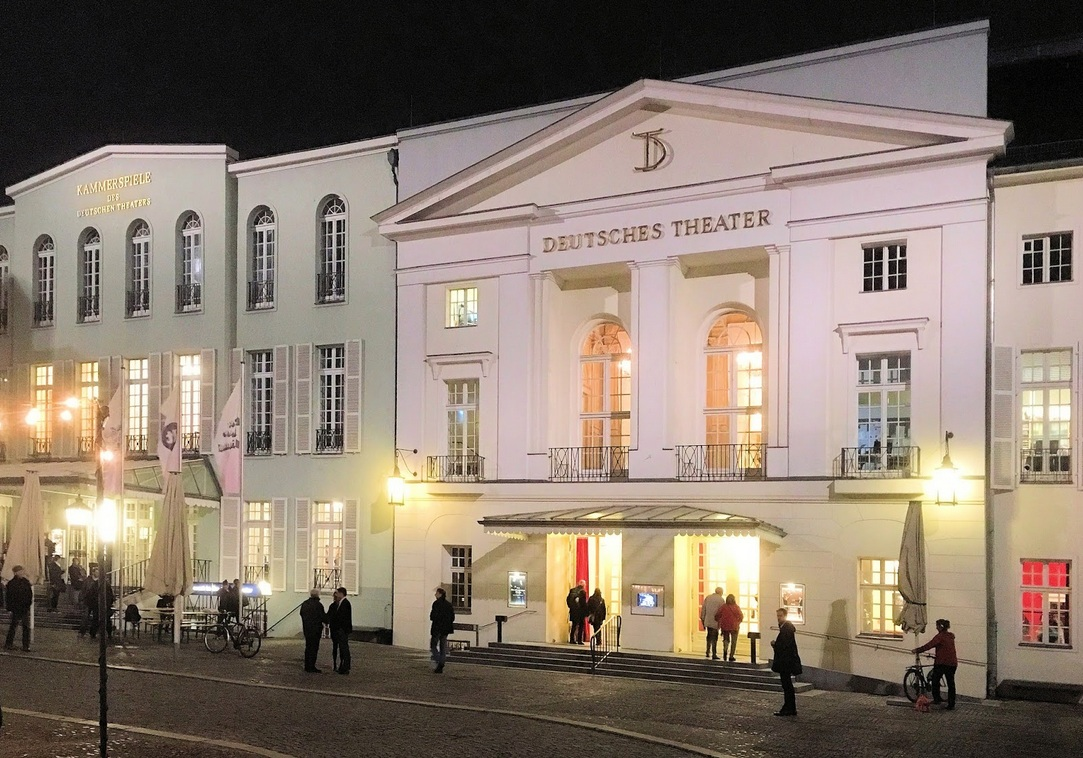 Bekannte Deutsche Theater Theater Berlinnet